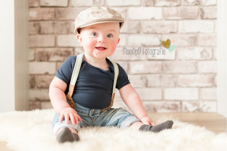 Baby fotografie - Floris Jan