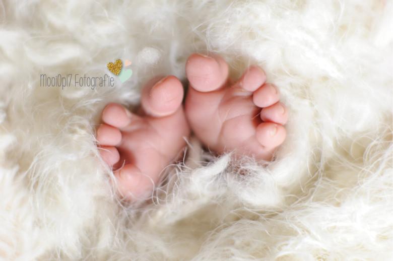 Finn Schraven - voetjes