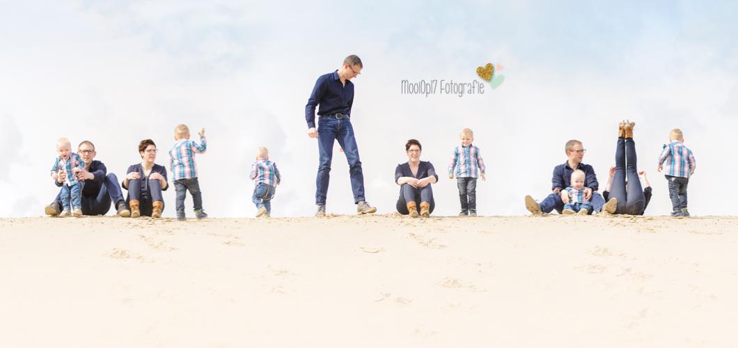 3 Strand fotoshoot Noordoostpolder