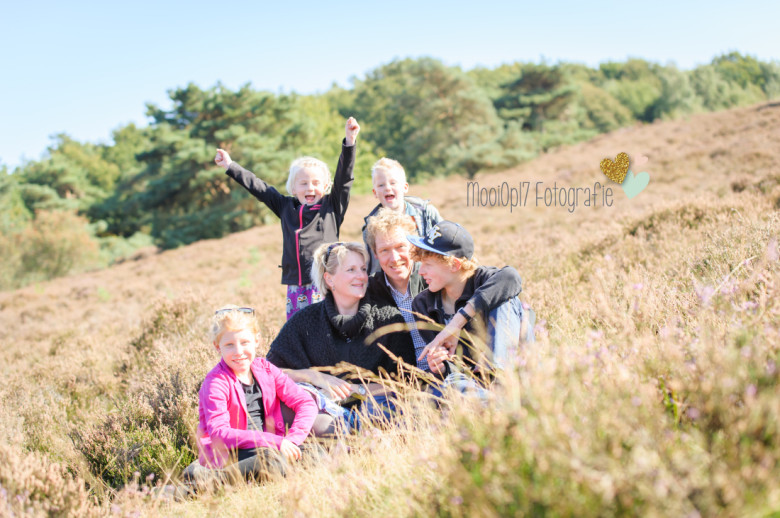 Familie de Jong-Huizinga